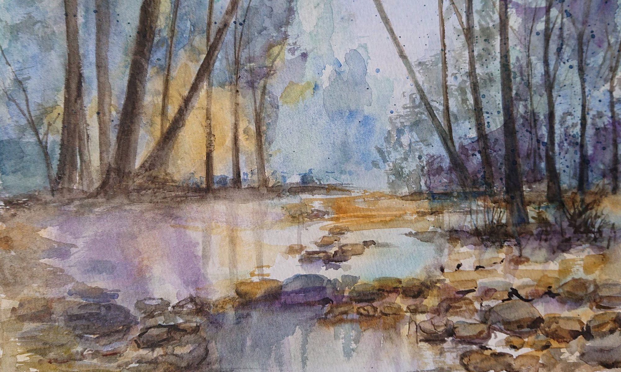 water color arts.
